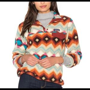 Women's Patagonia Synchilla Snap-T Fleece Pullover